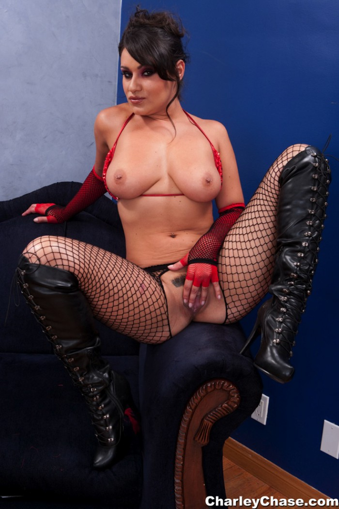 Charley Chase Boots