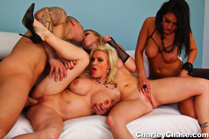 Charley Chase Group